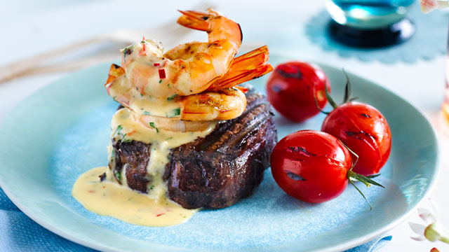 Surf And Turf Recipes >> Aussie surf and turf - 9Kitchen