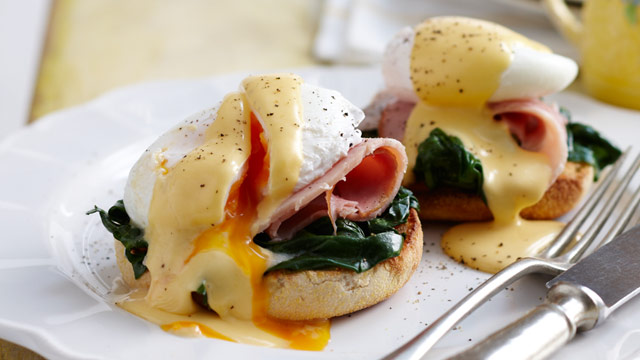 Eggs Benedict Recipe 9kitchen