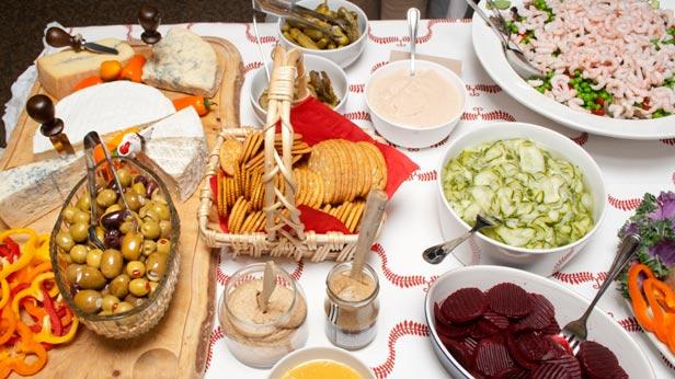 Avoid the Easter splurge: host a healthy Easter brunch