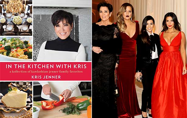 Kris Jenner Set To Release Her Own Kookbook    Er