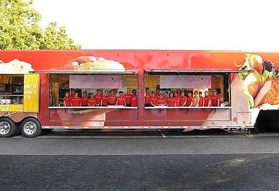Mcdonalds Supersizes The Food Truck Business 9kitchen
