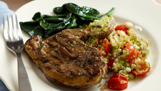 how to cook chump chops