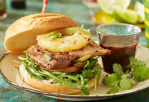 Gourmet Burger Kitchen Recipe