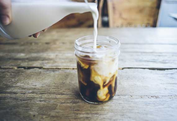 Five genius ways with iced coffee