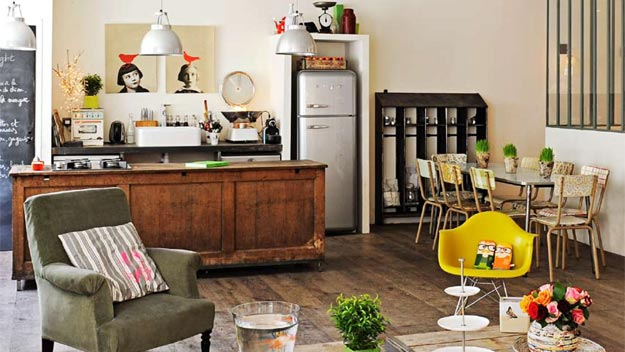 How to turn a garage into a home and office 9homes - An office turned into a home ...
