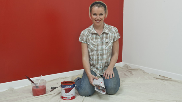 Dulux paint preparation