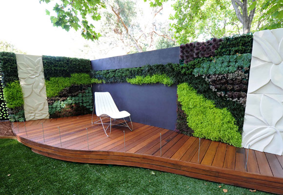 Vertical gardens 9homes