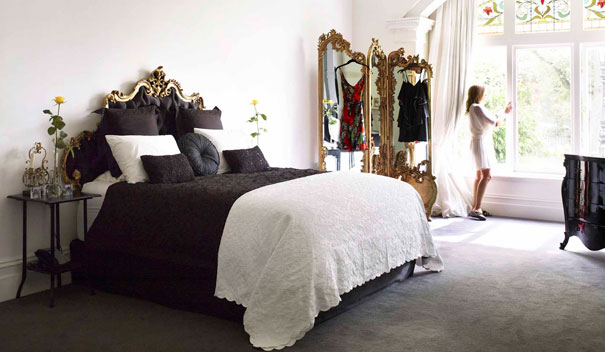 How To Turn Your Bedroom Into The Ultimate Sanctuary