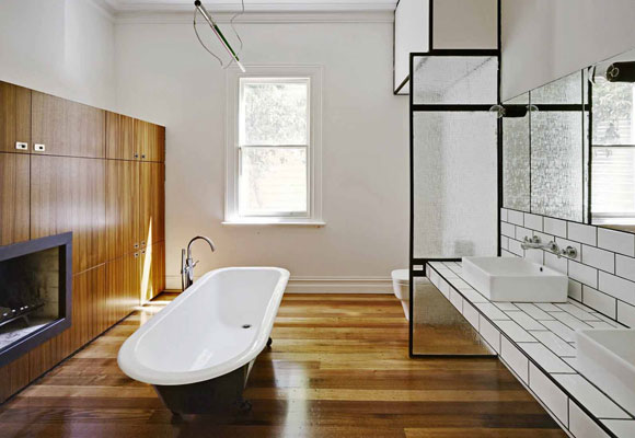 Bathroom renovation ideas 9homes for Toilet renovation ideas
