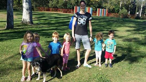 'Miracle' quins mum can't forget kids' car crash screams