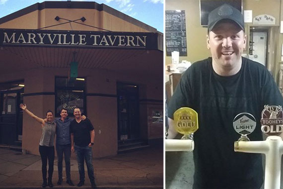 Block winners buy NSW pub with plans to renovate
