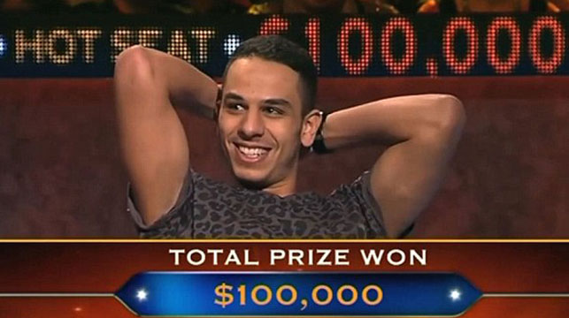 Hot Seat winner now has agent and hopes to crack the media industry