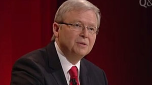 Christian pastor glad he confronted Kevin Rudd about views on gay marriage