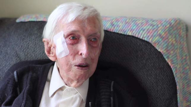 Australia's oldest man reflects on 109 years of life on earth