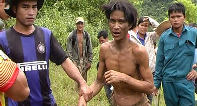 Vietnamese 'jungle man' yearns for return to hermit life