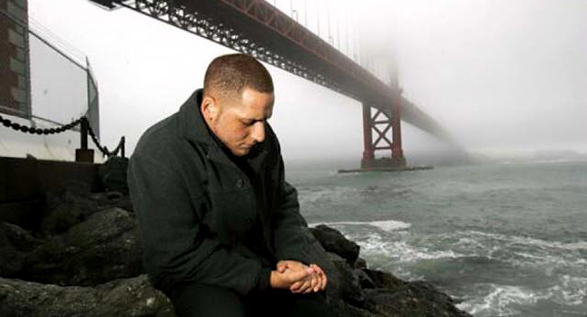 Man who survived Golden Gate Bridge suicide jump now on life-saving mission
