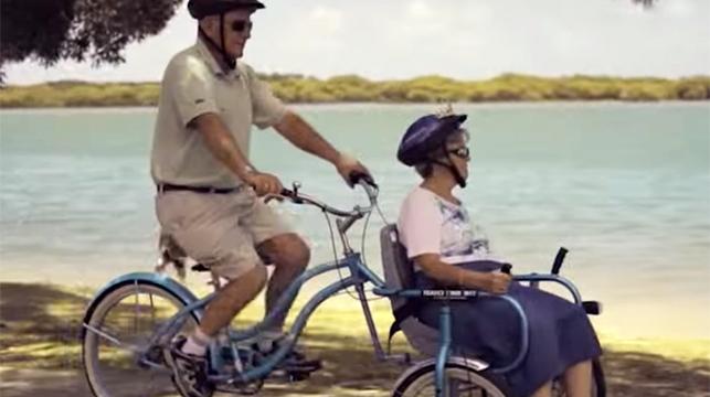 Blindness fails to mar Sunshine Coast couple's enduring love story