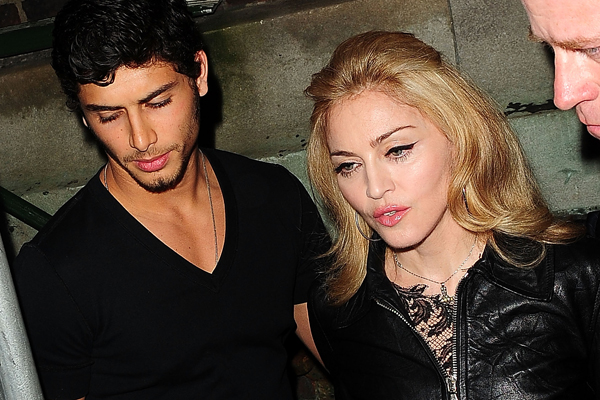 Madonna dating toy boy Brahim Zaibat makes you look even
