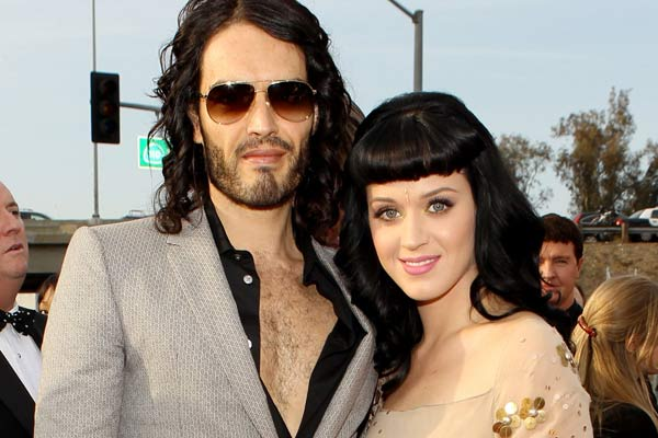 russell brand wants a naked wedding