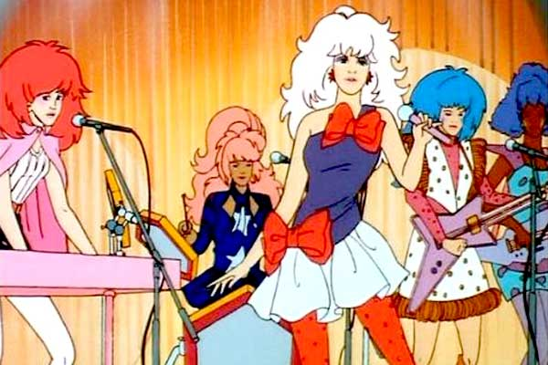 <B>Ran from:</B>  1985 to 1988<br/><br/><br/><B>Why it's awesome:</B> In an era dominated by cartoons aimed at guys, Jem was one for the girls. Jem lived a double life as a rockstar while trying to keep her real identity a secret. It's Hannah Montana, made before Miley Cyrus was even born!