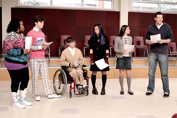 Glee reality series shelved
