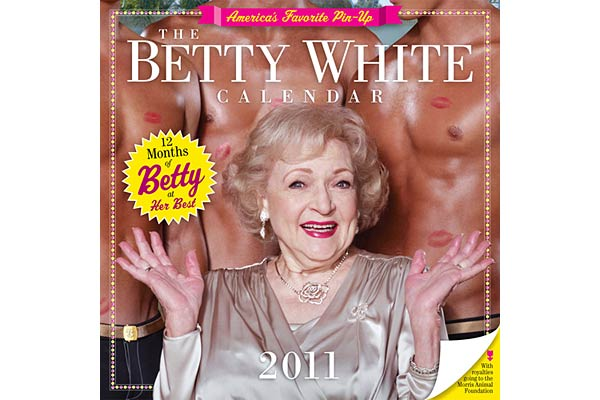Betty White releasing pin-up calendar