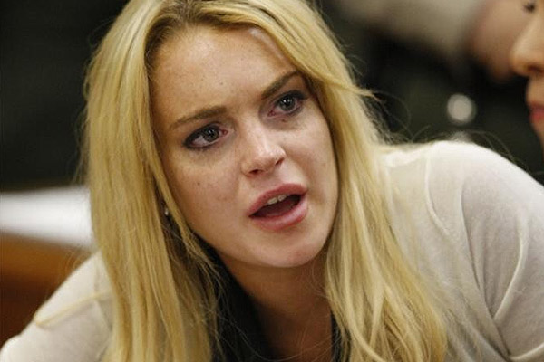 Lindsay scared of being Lohan-ly in jail | 9TheFIX