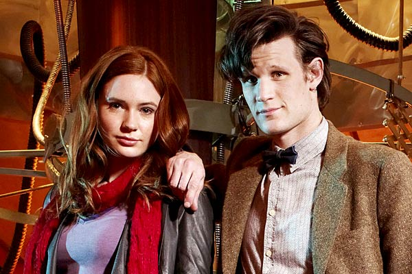 Matt Smith not quitting Doctor Who (obviously)