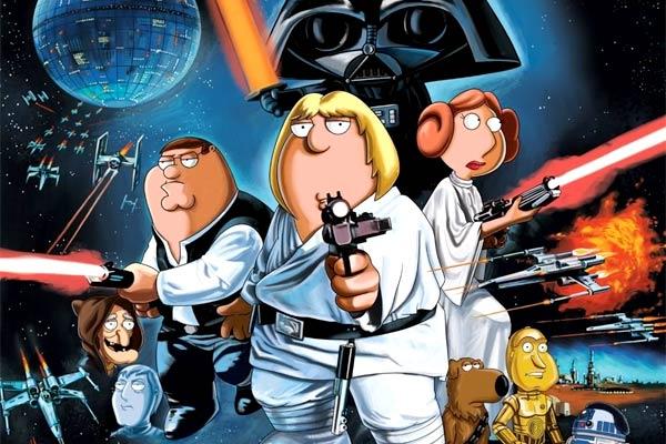 Family Guy might tackle Indiana Jones movies
