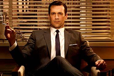 Mad Men: beloved by critics, ignored by viewers