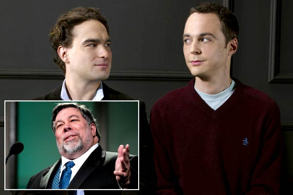 Apple co-founder to guest-star on Big Bang Theory