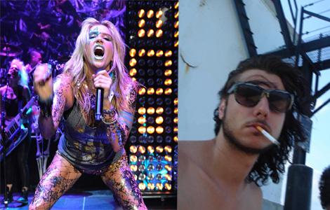 Ke$ha's new Aussie rockstar boyfriend