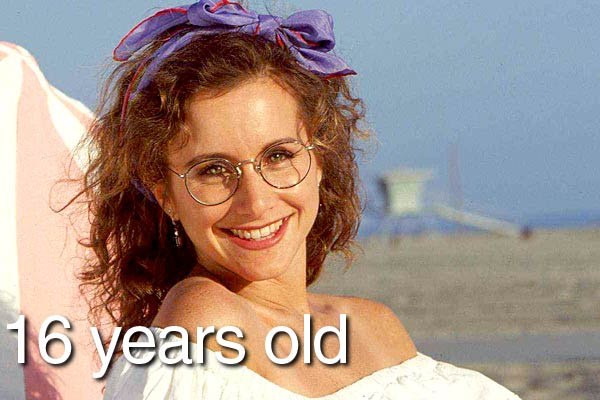When <i>Beverly Hills, 90210</i> premiered in 1990, Andrea Zuckerman was a 16-year-old schoolgirl with ambitions of becoming a pro journalist. But the actress who played her was not so fresh-faced...