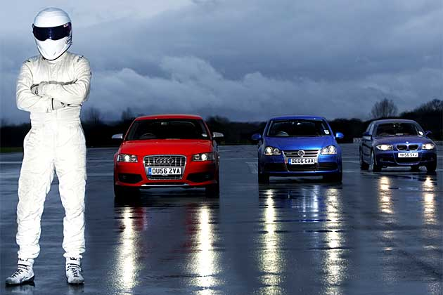 """Top Gear claim: Jeremy Clarkson told the Stig he drives """"like a homosexual"""""""