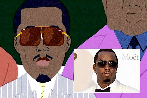 """<B>Episode:</B> 'Douche and Turd', season 8<br/><br/><B>Why it's so naughty:</B> When Stan refuses to vote in a school election, Diddy literally threatens to kill him — a spoof of Diddy's """"Vote or Die"""" campaign to encourage young people to vote in the 2004 US presidential election.<br/><br/><B>Quote:</B> """"Democracy is founded on one simple rule/get out there and vote or I will motherf*ckin' kill you!"""""""