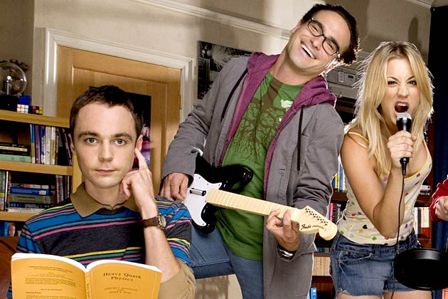 Big Bang Theory stars score big pay rises