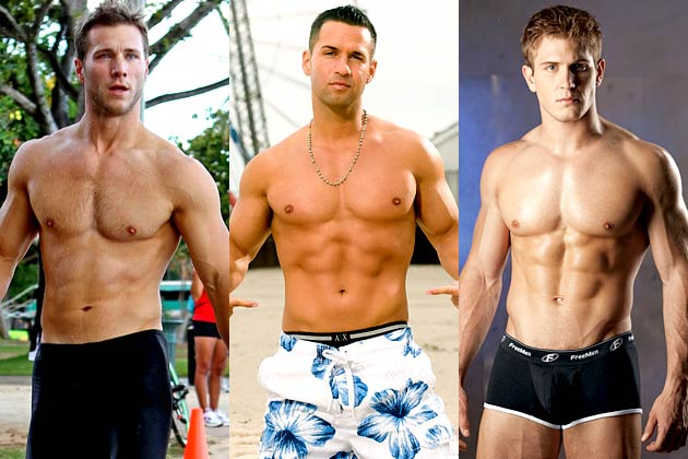 Battle of the sixpacks: who reckons he has better abs than The Situation?