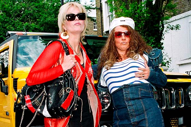 (Another) Ab Fab reunion in the pipeline