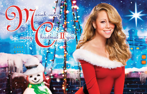 Exclusive: Listen to Mariah Carey's brand new Christmas album