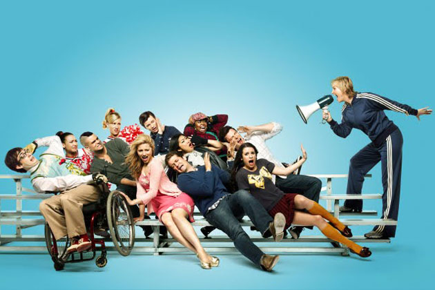 Glee will dump its stars when they get too old
