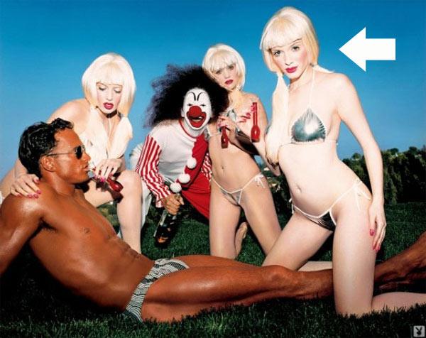 Image: <i>Playboy</i>