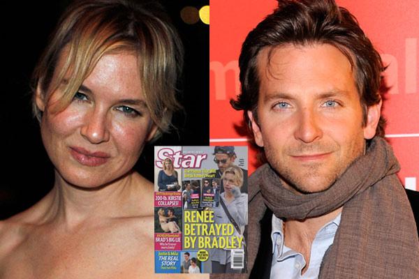Bradley Cooper Renee Zellweger's Date With Ryan