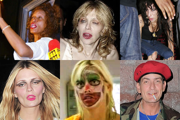 10 of the Worst Celebrity Trainwrecks of All Time | TheRichest