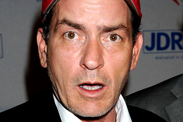 Charlie Sheen's new TV show is based on Anger Management
