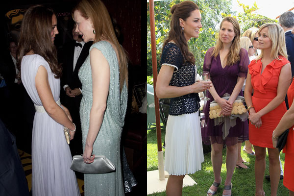 Kate Middleton Makes Skinny Celebrities Look Fat 9thefix