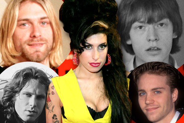 The 27 club: Celebrities who died at 27 - CNN