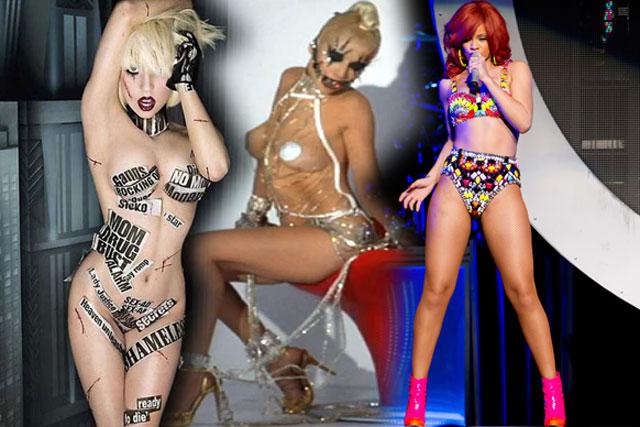Pop Star Nude 52