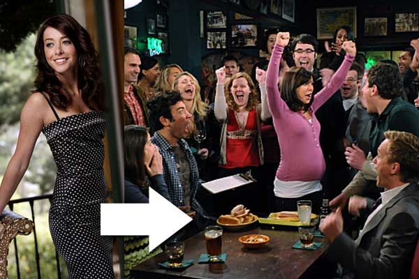 Jane Leeves how i met your mother