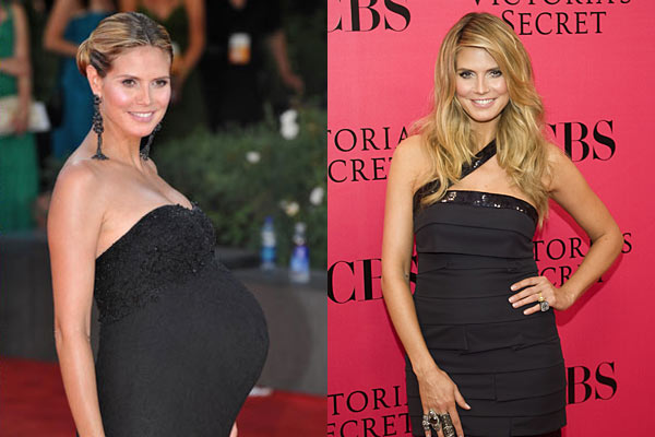 Celebrities Giving Birth at Home - EverydayFamily