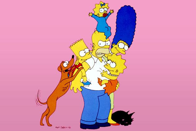 Simpsons boss wants to make 30 seasons